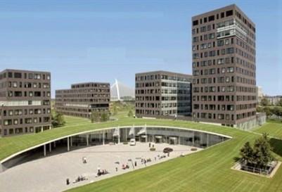 Hoofdkantoor Bol.com WTC Papendorp Utrecht.