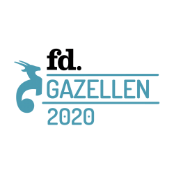 OptimaData uitgeroepen tot FD Gazelle 2020!