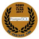PostgreSQL uitgeroepen tot DBMS van het jaar 2017
