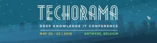 Techorama 2019 Antwerp, top 8 database events OptimaData