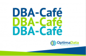 DBA-Cafe is een maandelijks terugkerend event van en voor DBA's over databases en meer.