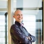 Jeroen Soesbergen, Simacan, speaker PostgreSQL meetup.