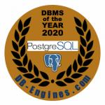 PostgreSQL is DBMS van het jaar 2020!